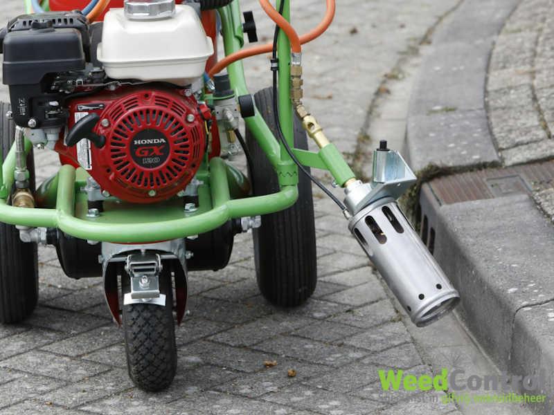 AIR TROLLY-PACK matériel professionnel pour les espaces verts et le désherbage écologique ge écologique