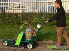 Flame Select pour le désherbage naturel des rues et allées